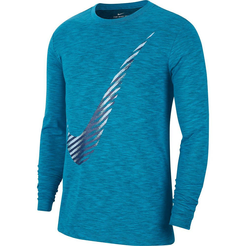 Men's Nike Dri-FIT Swoosh Training Tee