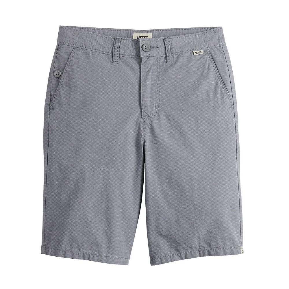 Boys 8-18 Vans® Billmar Slim Chino Shorts