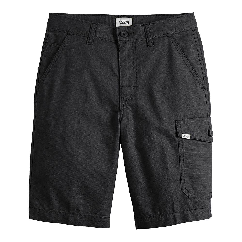Boys 8-18 Vans® Dexterous Ripstop Cargo Shorts
