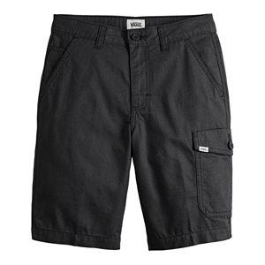 Boys 8-18 Vans Dexterous Ripstop Cargo Shorts
