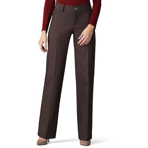 Women's Lee Flex Motion Trouser Pants