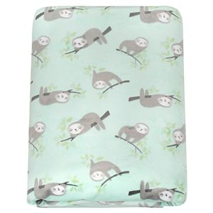Baby Just Born® Sloth Suede Plush Blanket