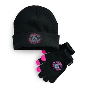 Boys 8-20 Fornite Hat & Gloves Set