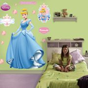Fathead® Disney© Princess Cinderella Wall Decal