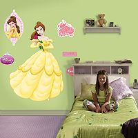Fathead® Disney© Princess Belle Wall Decal