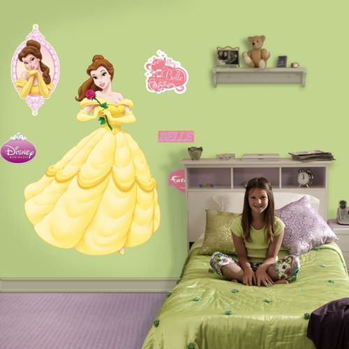 Fathead Disney Princess Belle Wall Decal