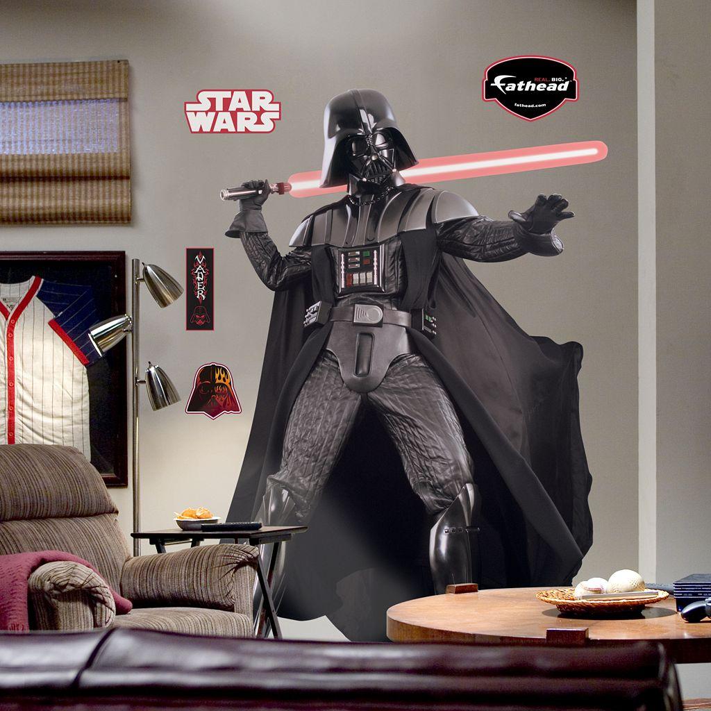 Fathead® Star Wars® Darth Vader™ Wall Decal