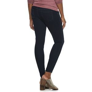Maternity a:glow Inset Full Belly Panel Jeggings