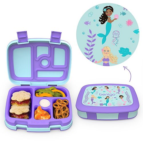 Bentgo Prints Kids Lunch Box