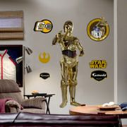 Fathead Star Wars C-3PO Wall Decal