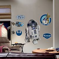 Fathead® Star Wars® R2-D2™ Wall Decal