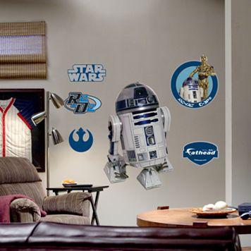 Fathead® Star Wars® R2-D2™ Wall Decal