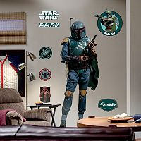Fathead® Star Wars® Boba Fett™ Wall Decal
