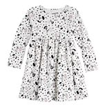 Disney's 101 Dalmatians Toddler Girl Toss Print Babydoll Dress by Jumping Beans®
