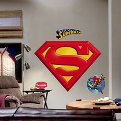 DC Comics Superman Logo Wall Decal by Fathead