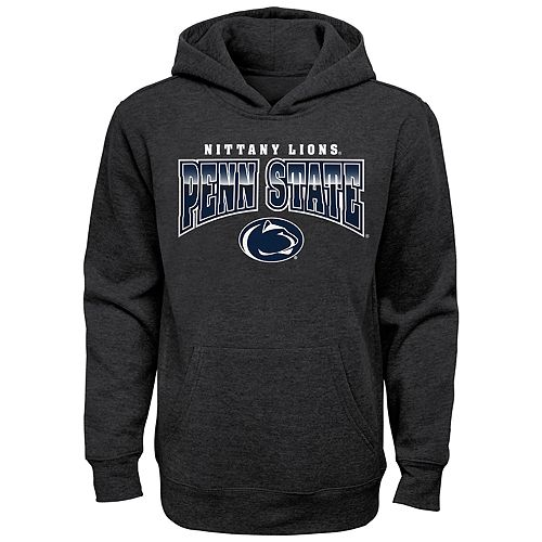 Boy's 4-20 NCAA Penn State Nittany Lions Charcoal Promo Fleece