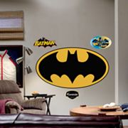 Fathead Batman Logo Wall Decal