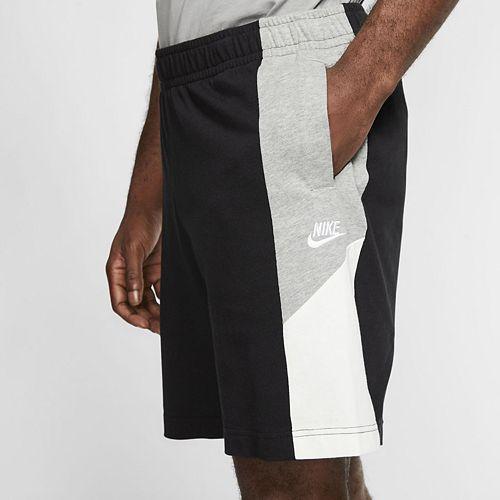 Men's Nike Sportswear Jersey Colorblock Shorts