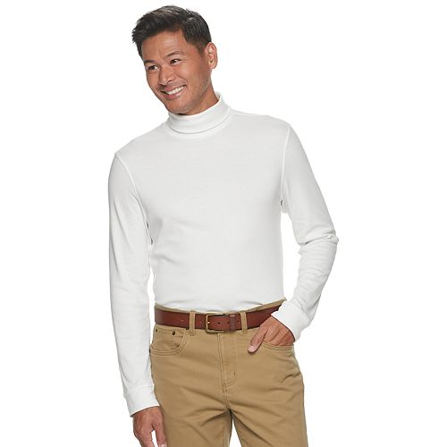 Men's Croft & Barrow® Extra Soft Easy Care Turtleneck