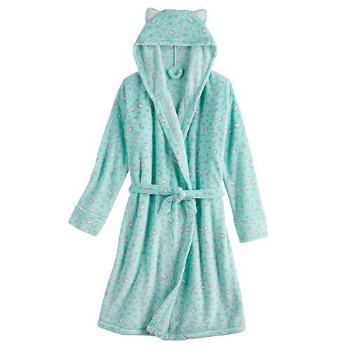 Girls 6-16 SO® Critter Robe