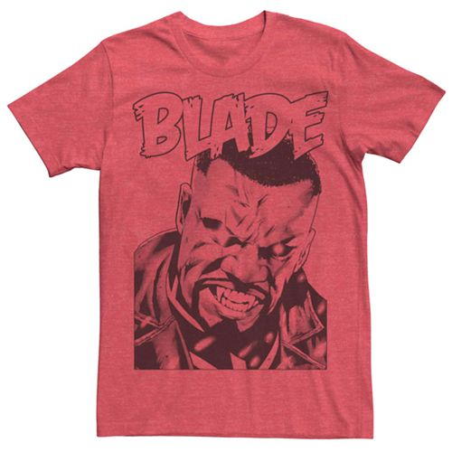 Men's Marvel Blade Classic Poster Tee