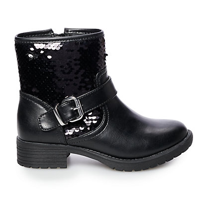 SO® Makayla Girls' Ankle Boots