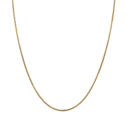 PRIMROSE Snake Chain Necklace