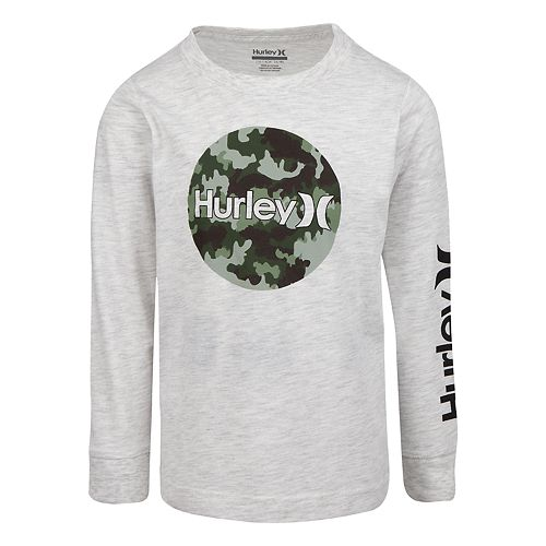 ad940e17d029 0 item(s), $0.00. Boys 4-7 Hurley Long Sleeve Logo Graphic T-Shirt