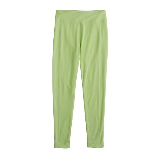 Girls 4-20 SO® Velour Leggings