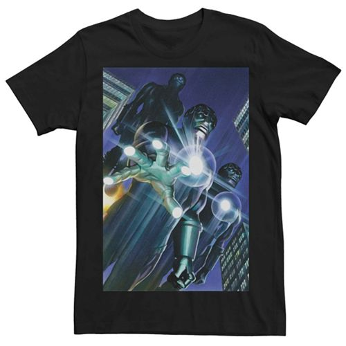 Men's Marvel Sentinels Comic Cover Tee