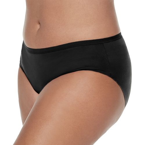 Plus Size Women's Speax by Thinx Leak-Proof Hiphugger Panty SXHH01