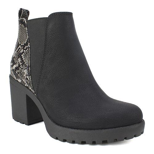 Seven Dials Pelton Women's Ankle Boots