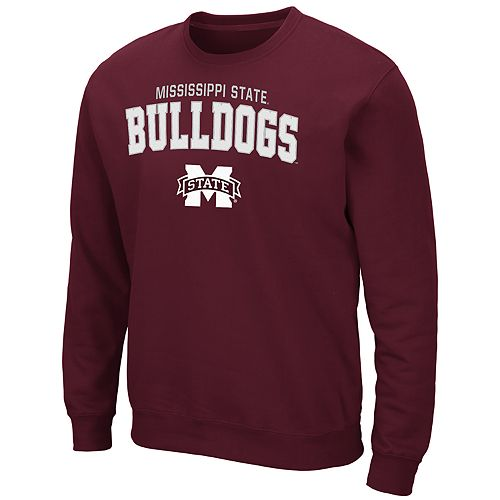 Men's Mississippi State Bulldogs Crewneck Fleece