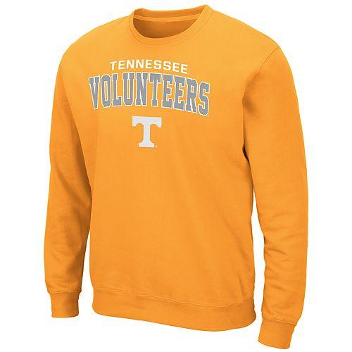 Men's Tennessee Volunteers Crewneck Fleece