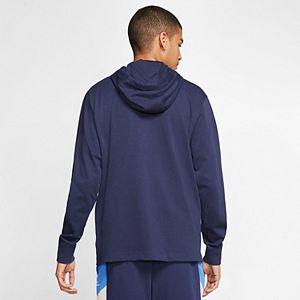 Men's Nike Sportswear Club Full-Zip Jersey Hoodie