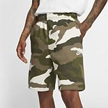 Men's Nike Sportswear Club Fleece Camouflage Shorts