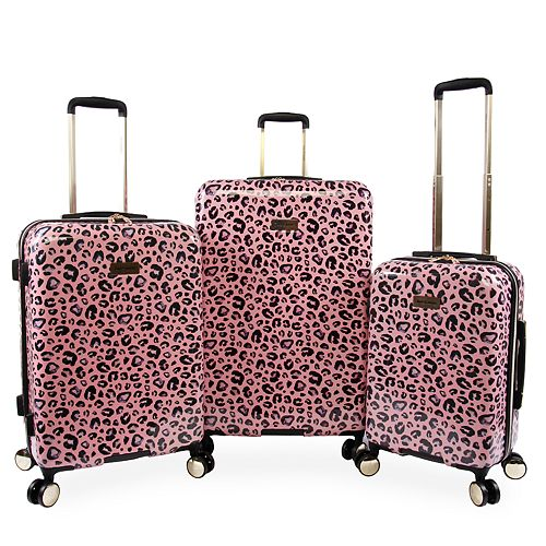 Juicy Couture Jane 3-Piece Hardside Spinner Luggage Set
