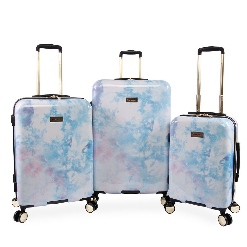 Juicy Couture Sadie 3-Piece Hardside Spinner Luggage Set
