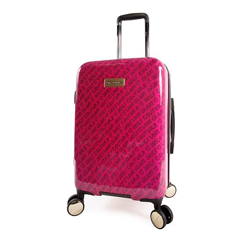 Juicy Couture Cassandra Hardside Spinner Luggage