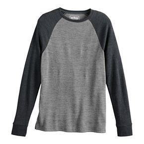 Men's Urban Pipeline? Raglan Long Sleeve Thermal Shirt