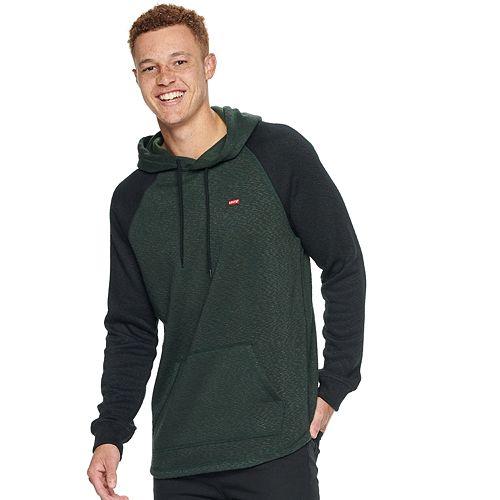 Men's Levi's® Hooded Fashion Fleece
