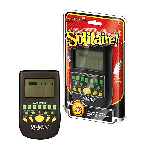 Solitaire! Handheld Game By Westminster Inc