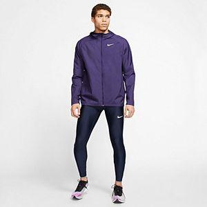 Men's Nike Essential Hooded Running Jacket