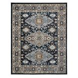 Avenue 33 Scanda Yanni Charcoal Area Rug