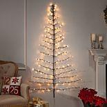 Sterling Hanging Tree W/ LED Lights
