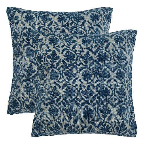 Safavieh Mya 2-pack Throw Pillow Set