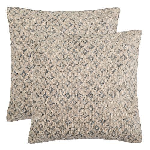 Safavieh Rolta 2-pack Throw Pillow Set