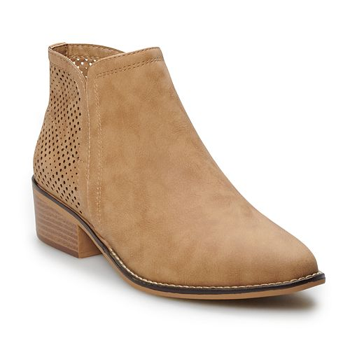madden NYC Nessiee Women's Ankle Boots