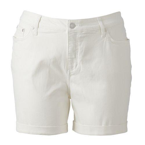 Plus Size LC Lauren Conrad Shorts