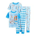 Disney's Frozen 2 Boys 4-10 Olaf Too Cool Tops & Bottoms Pajama Set